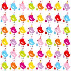 48 Cute Birthday Birds