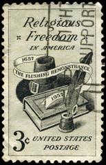 USA - CIRCA 1957 Religious Freedom