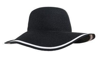 woman's hat isolated