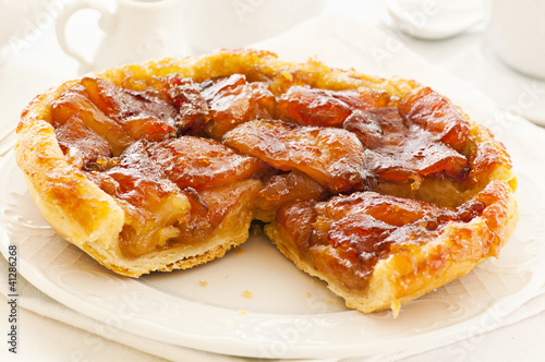 Французский пирог татен рецепт с