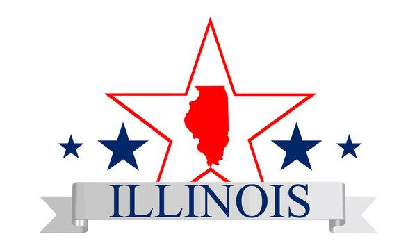 Illinois star