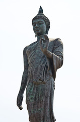 big image of buddha in thailand