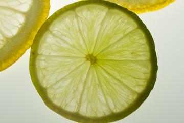 Rodela de limão