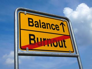 Balance-Burnout