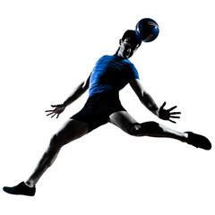 man soccer football player
