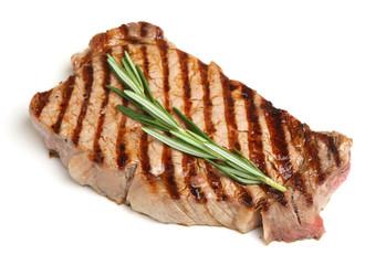 Griddled Sirloin Beef Steak