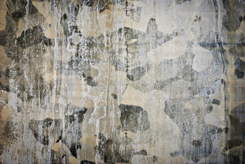 Wall Murals Old dirty textured wall Metal Surface Wall Background