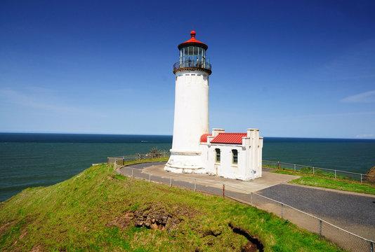The beautiful Astoria Light house