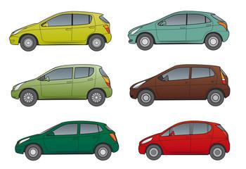 Kompaktautos II