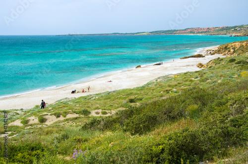 Villa in the north of San Dzhovanni Di Sinis buy 510km from the sea