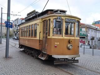 Porto's tram