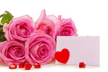 buoquet of roses