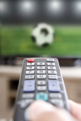 Fußball im TV