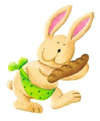 Rabbit baker