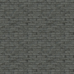 Stone Brick Wall Seamless Pattern