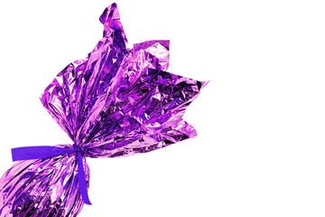 Purple easter egg detail