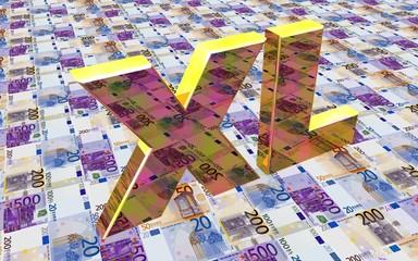 3D Geldboden - XL
