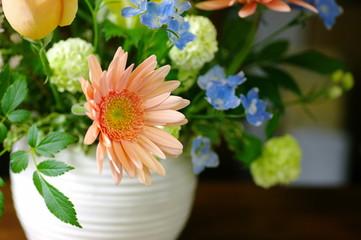 結婚式用の花
