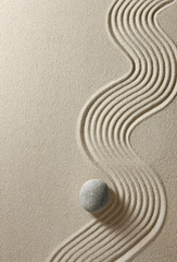 Obraz Zen stone - fototapety do salonu