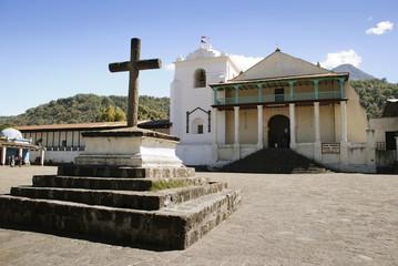 Santiago Atitlán Catholic Church