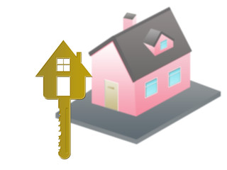 Selling house-extra quality ,golden key