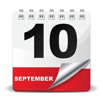 10 SEPTEMBER ICON