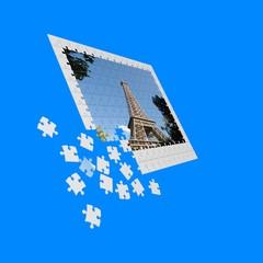 puzzle parisienne