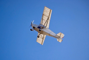 An Ultralight Airplane
