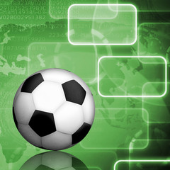 soccer  icon background.