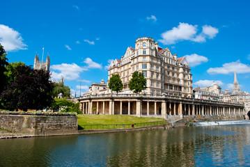 Fotobehang Bath, UK