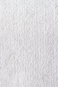Texture of white carpet