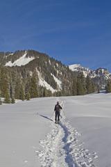 Skitour zum Seekarkreuz