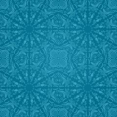 Round Ornamental Lace Element