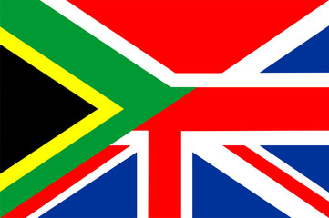 south africa uk flag