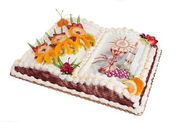 Komunijny tort