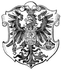Coat of Arms Poznan, (Province of Kingdom of Prussia)