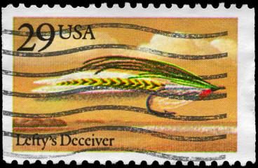 USA - CIRCA 1991 Deceiver