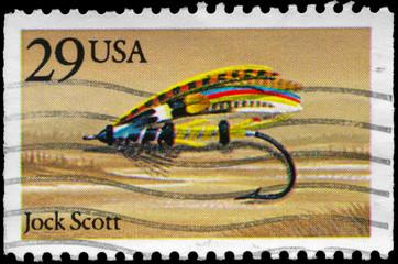 USA - CIRCA 1991 Jock Scott