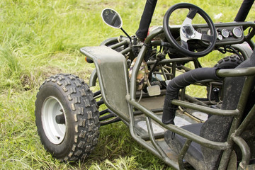 4wd buggy for extreme