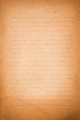 Paper grunge background for note