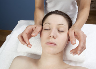 skincare treatment at the beauty institute