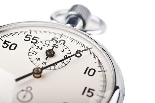 stopwatch clock