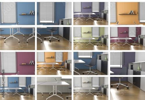 farben und b ror ume stockfotos und lizenzfreie bilder auf bild 41578601. Black Bedroom Furniture Sets. Home Design Ideas