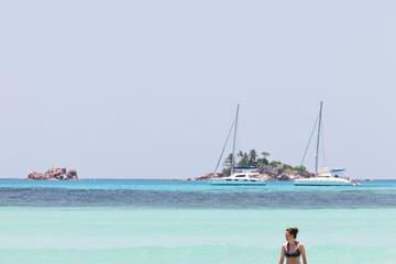 Ile St. Pierre - Praslin - Seychelles - Seychellen