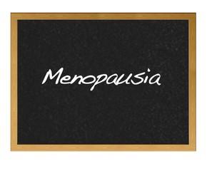 Menopause.