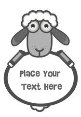 Sheep Banner Text