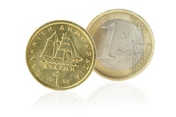 Euro or Drachma