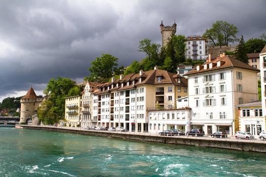 Luzern et son lac