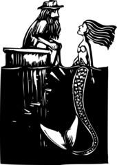 Mermaid and Man