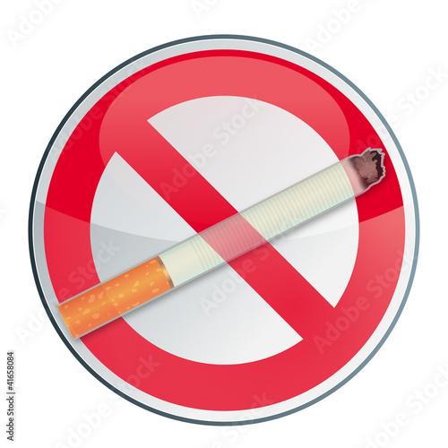 pictogramme interdiction de fumer fumer tue photo libre de droits sur la banque d 39 images. Black Bedroom Furniture Sets. Home Design Ideas